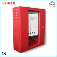 2 Sound Output Conventional 16 Zone Fire Control Panel