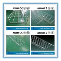hot dip galvanized wire mesh cable tray thumbnail image