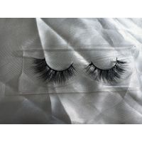 Factory Wholesale Custom Design 3D Hand made Silk Eyelash