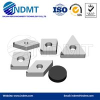 PCBN and PCD super hard material cutting insert tool