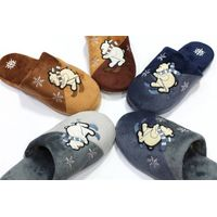 Men's cotton slippers