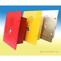 elevator  SUS mergency telephone KNZD-11