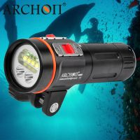 Archon W41VP Diving Video Flashlight and Spot Light