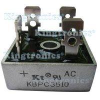 Kingtronics Kt bridge rectifiers KBPC3510