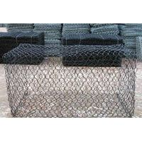 Hot dipped galvanized and PVC coated Gabion