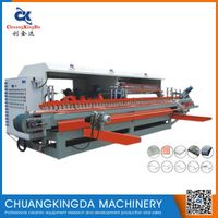 CKD-1200 Automatic ceramic tiles bullnose polishing mahicne for stair/floor tile forming machine