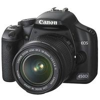 Canon EOS Rebel XSi 450D Digital Camera 2 IS Lens thumbnail image