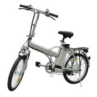 180W~250W Folding Electric Bike with Lithium Battery (TDN-004)