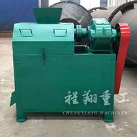 8 ton per hour phosphate fertilizer granular production line with roller extruding comminutor thumbnail image