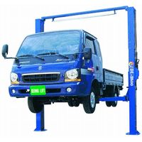 Car Lift : 2-POST CREAR FLOOR LIFT(DL-3800)