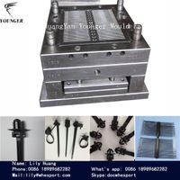 injection mould for automotive cable ties thumbnail image