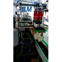 Beverage Bottle Carton Packaging Machine, Carton Erector, Carton Packing, Carton Sealing