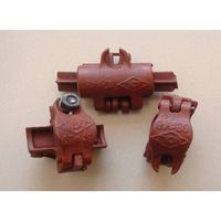 casting scaffolding coupler