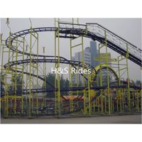Vertical-loop Roller Coaster, Amusement park rides