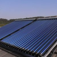 Solar vacuum tube collector heatpipe(solar keymark certificate) thumbnail image