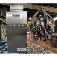 UV ozone generator for waste processing recycling odour odor control PCO Technology