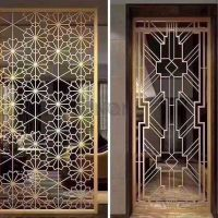Laser cut architectural facad  Laser cut architectural facade supplier