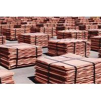 COPPER CATHODES (99.96-99.99%)