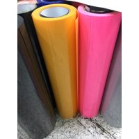 PVC Film for numbering, lettering, small logo