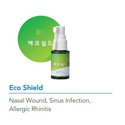 Eco Shield Nasal Spray for Allergic rhinitis