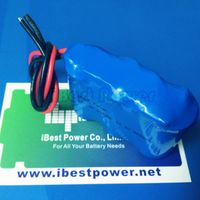 10C Discharge Rate Best 18350 Battery 11.1V 800mAh