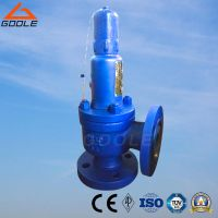 A41 Closed spring loaded low lift type high safety relief valve
