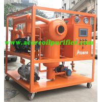 Vacuum Transformer Oil Filter Machine Price