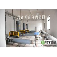 Water-water treatment automatic control system