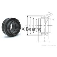 spherical plain bearing GEEW63ES