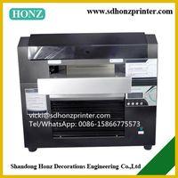New A3 size UV Flatbed Inkjet Printer with UV LED Lamp thumbnail image