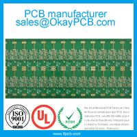 4 layer quick-turn ENIG PCB board with good price PCB