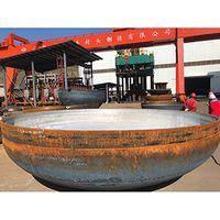 ASME customized ellipsoidal tank dish end head