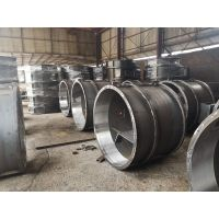 Welding duct accessory for Ventilation fans of Mining