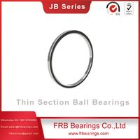 JB Series sealed thin section ball bearings