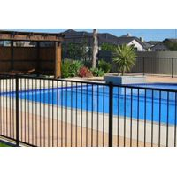 swimming pool fence panel