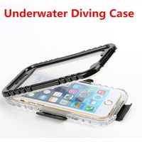 Waterproof Diving Mobile Phone Case for Iphone 6 Protective Cover