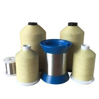 Coated Stainless Steel Aramid Thread
