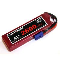 AGA 40C 4S Rc Battery