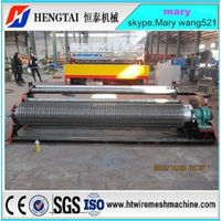 Full  Automatic Steel Welded Wire Mesh Machine(in roll)