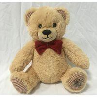 Teddy bear with bow-knot 9.5 inch