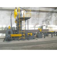 H-beam Combination Workstation for Assembly, Welding and Straightening