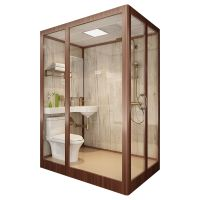 Modular Ensuite Bathroom