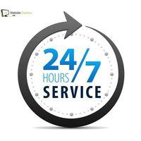 Website support 24*7 - Website Doctors