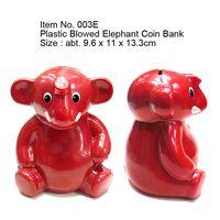 Plastic Blowed Elephant Coin Bank thumbnail image