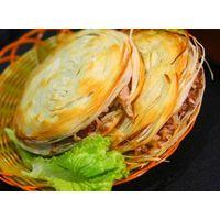 Tongguan Rougamo Chinese Hamburger Frozen Dim Sum thumbnail image