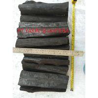 Natural lump shape bbq charcoal