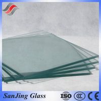 Tempered Glass use for the curtain wall /skylight/ dome/hand rail thumbnail image