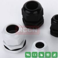 Nylon cable gland metric cable connector waterproof IP68 thumbnail image