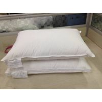 Luxury white duck down feathers pillows