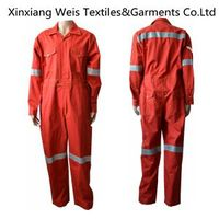 Cotton Fire Resistant Coverall thumbnail image